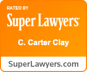Super Lawyers - Carter Clay