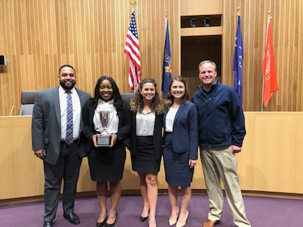 Syracuse National Trial Competition